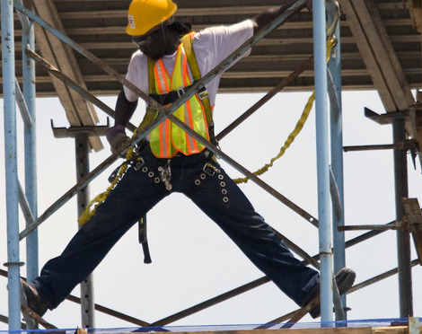 Head Fall Protection